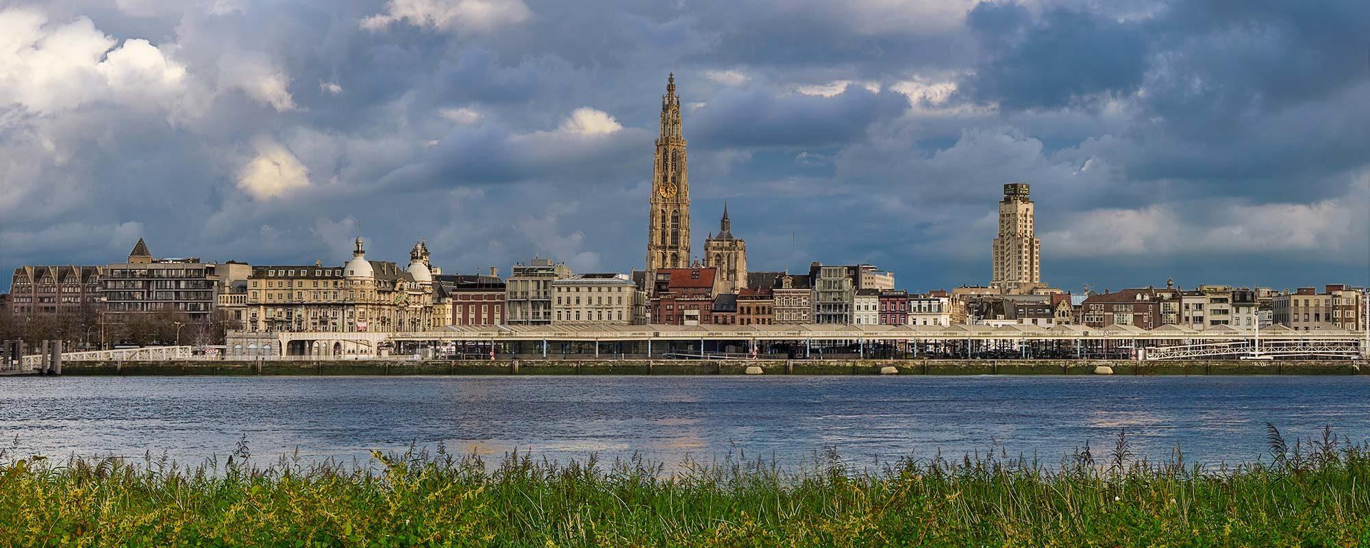Freddy Baines - Antwerp