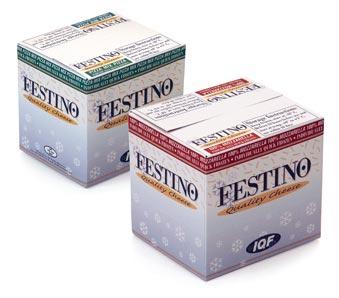 Festino IQF cheese